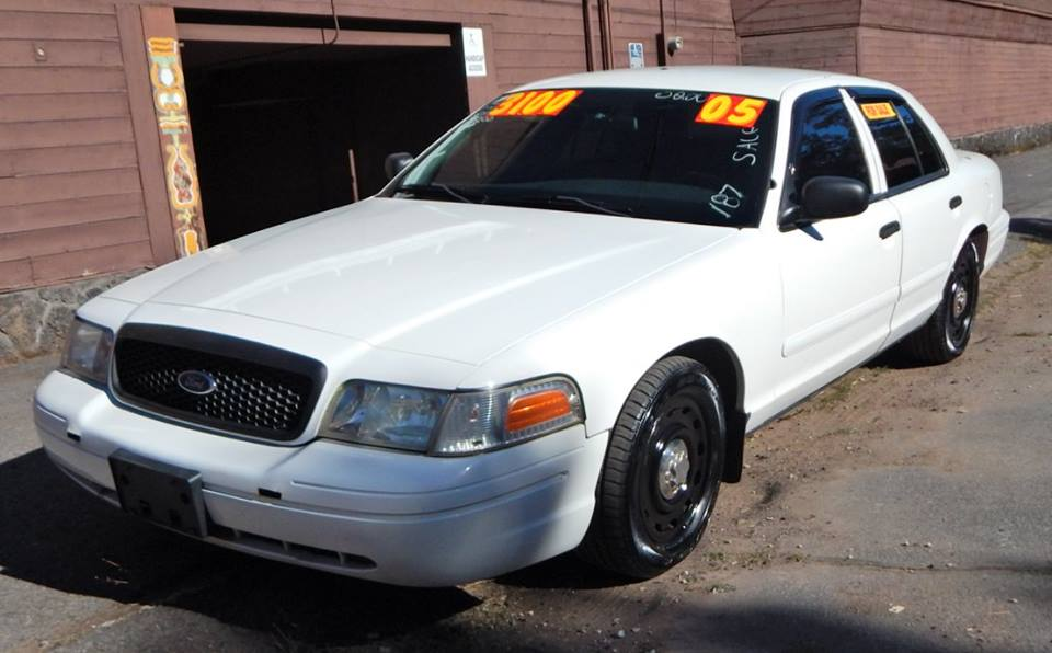 2005 Ford Crown Victoria P71 Interceptor - Interceptor King