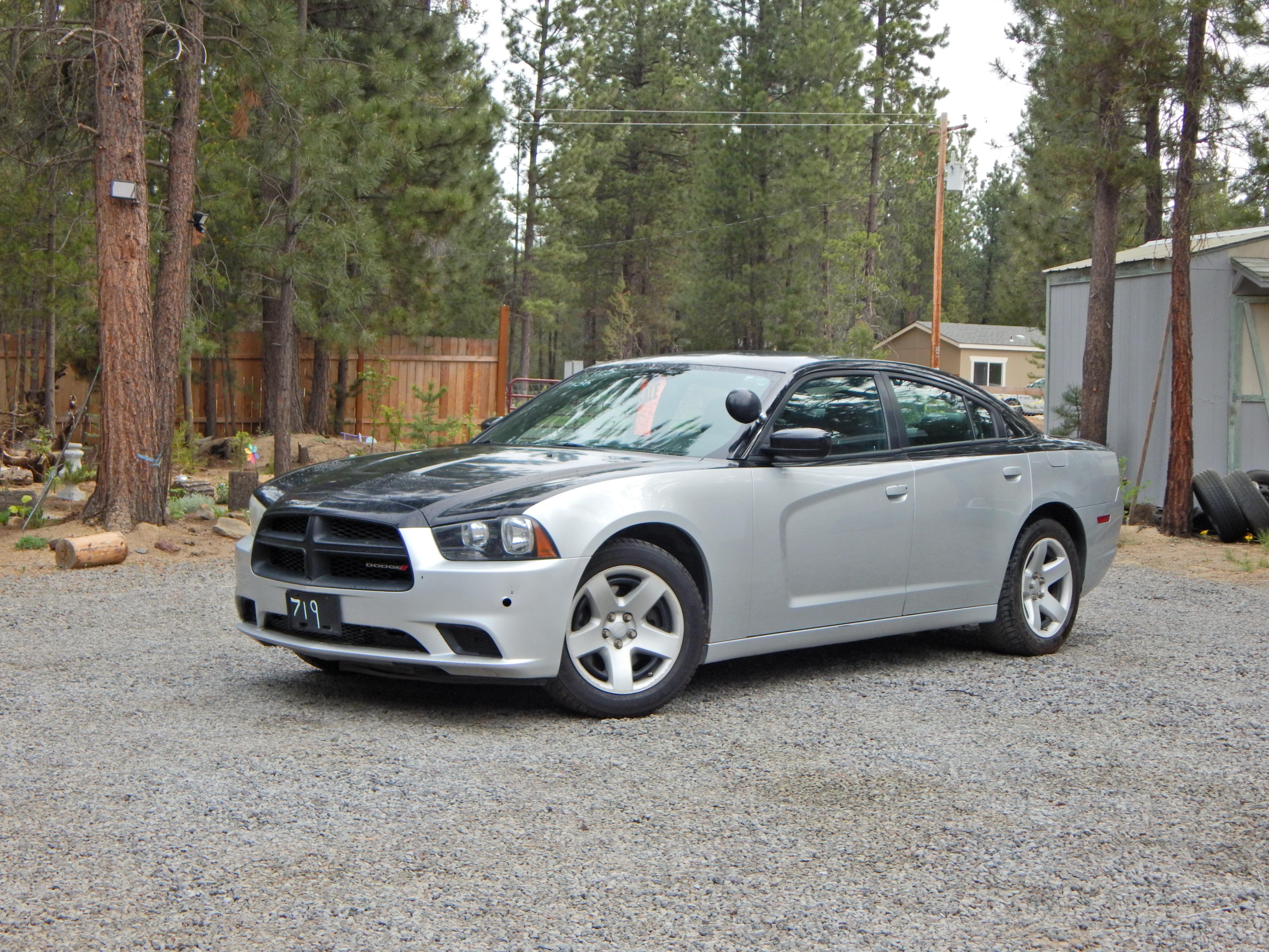 2012 Dodge Charger 5.7L Hemi 98k mi.!! - Interceptor King
