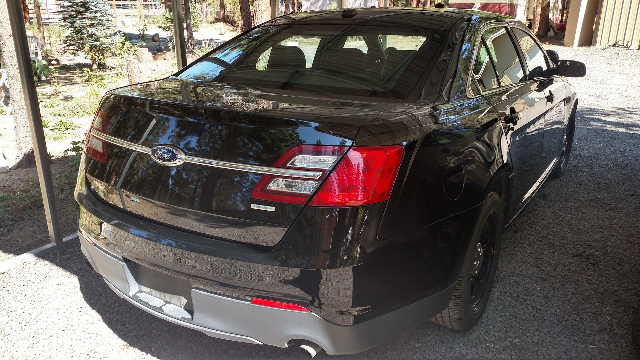 awd  ford interceptor sedan  twin turbo ecoboost interceptor king