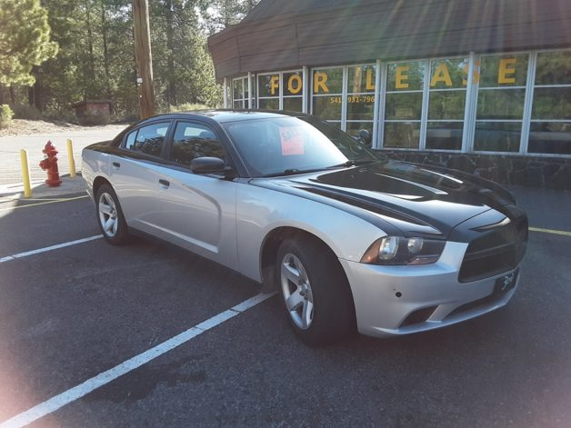 2013 Rwd Dodge Charger 5 7l V8 Hemi Interceptor King